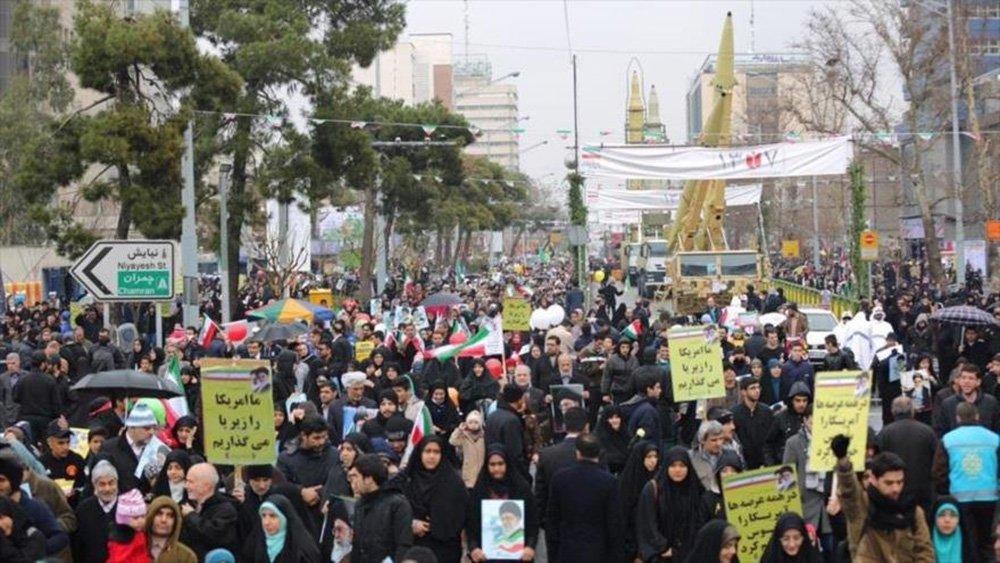 Irã comemora 40 anos de sua revolução
