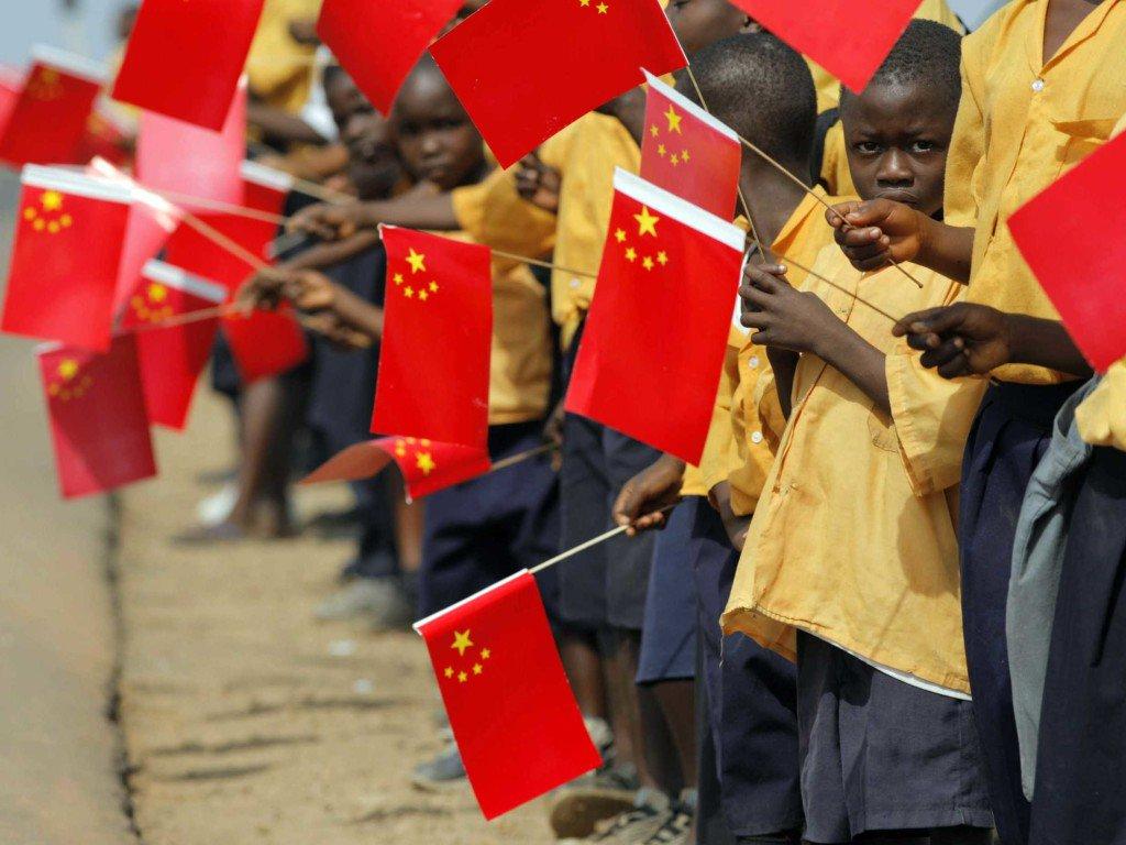 China defende maior cooperação com o continente africano