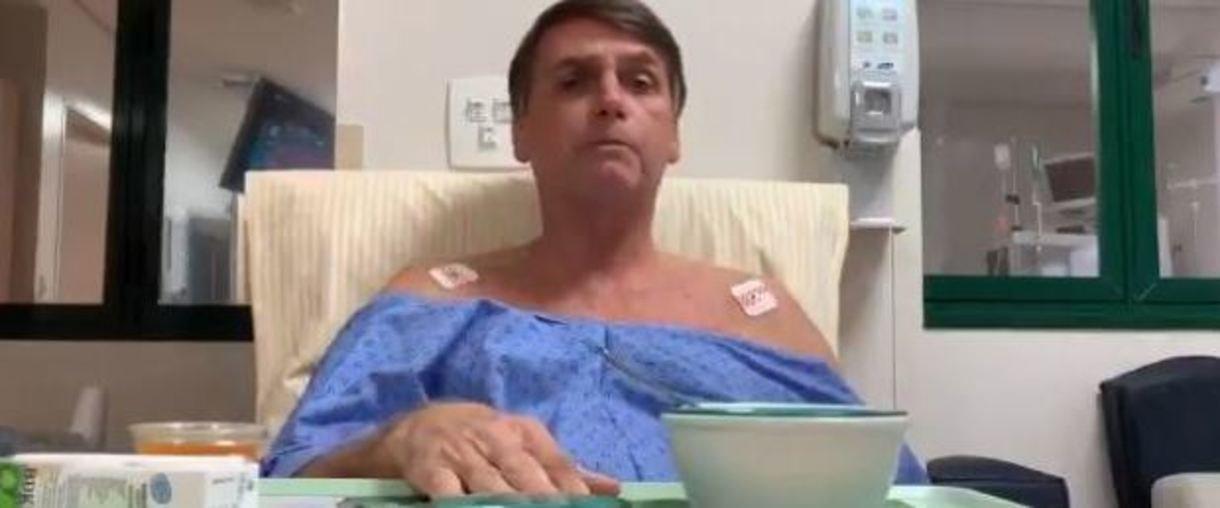 Hospital: pulmão melhora, mas Bolsonaro não tem previsão de alta