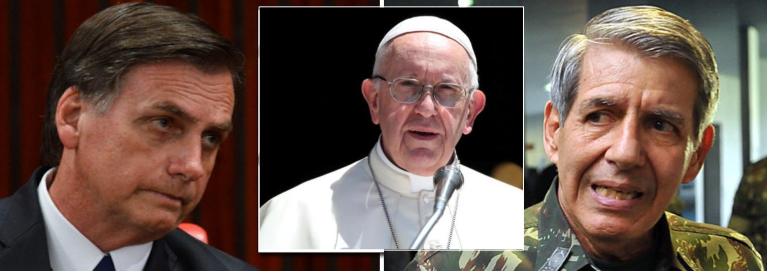 Espionagem é ainda mais grave: ação atinge Vaticano e ONGs ambientais internacionais