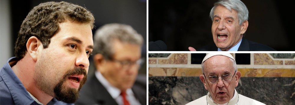 Boulos: ao espionar bispos, governo demonstra saudades da ditadura