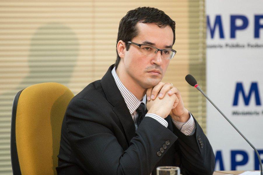 Dallagnol defende investigação contra Gilmar Mendes