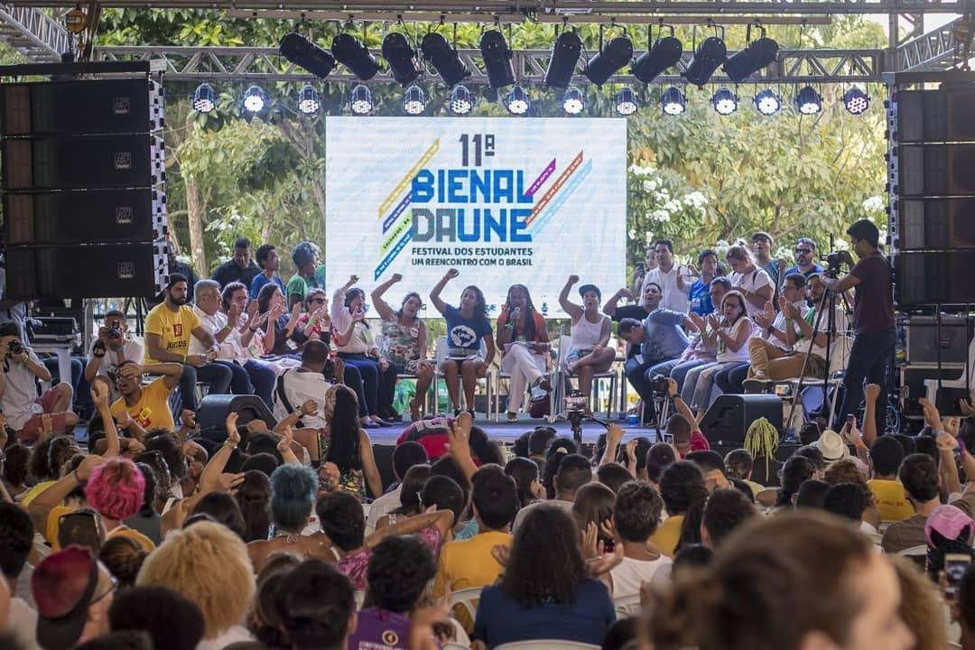 Bienal da UNE: estudantes seguirão luta contra Escola Sem Partido