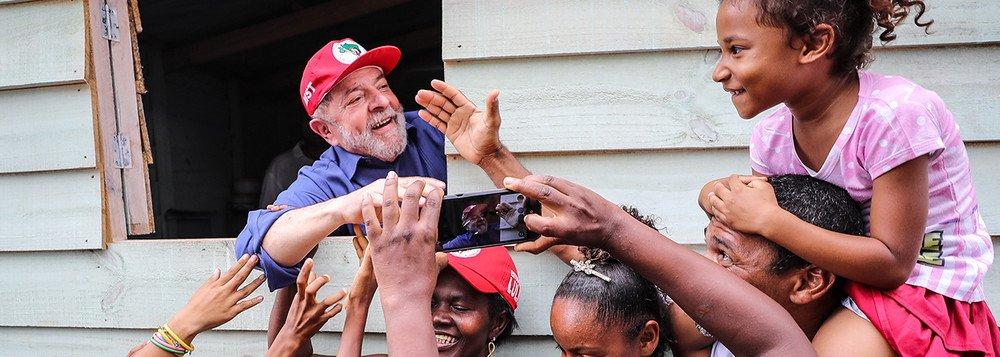 'Lutar pela liberdade de Lula é lutar pelo direito dos que mais precisam'