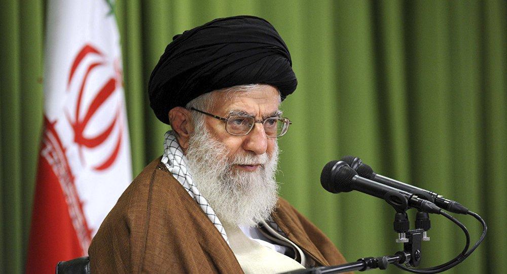 Khamenei diz que Europa não merece confiança