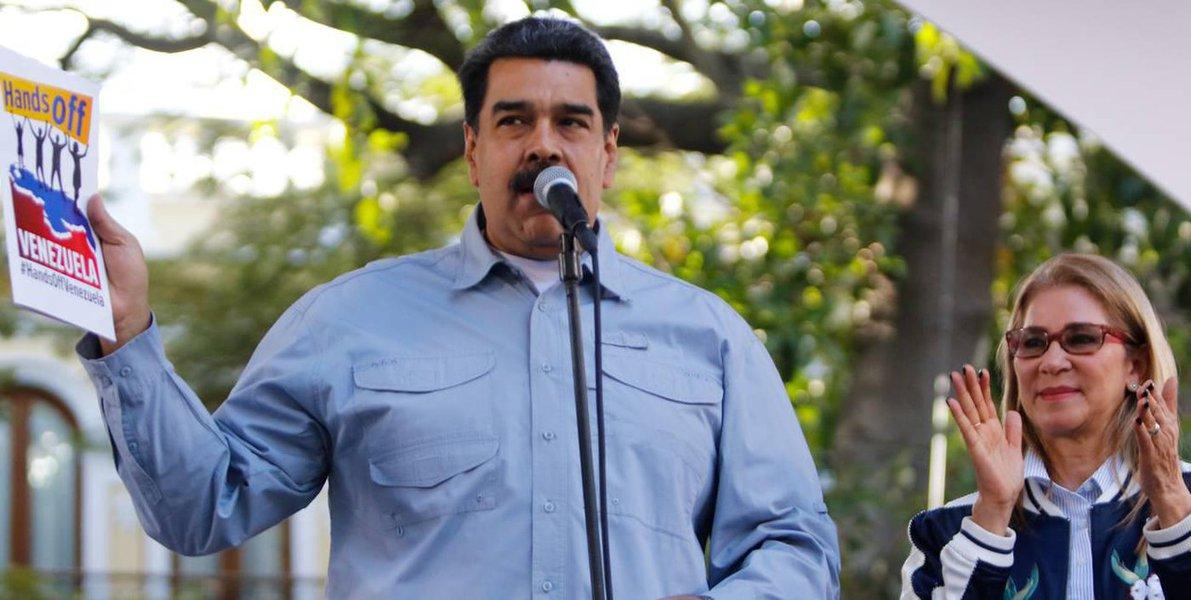 Venezuelanos assinam carta aberta ao povo dos Estados Unidos contra ingerência