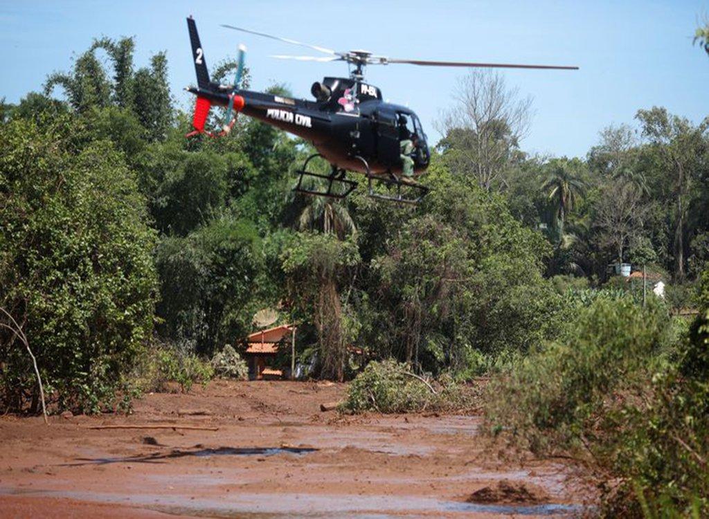 Vale inicia evacuação em Barão de Cocais-MG, diante de risco iminente
