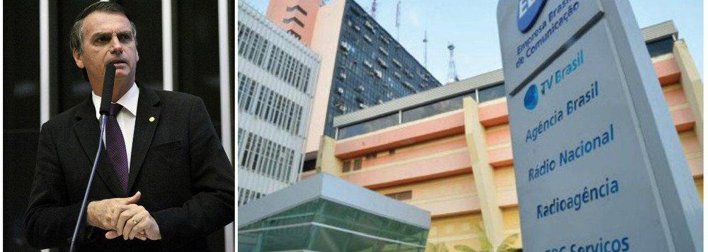 Bolsonaro cria a TV oficial do bolsonarismo