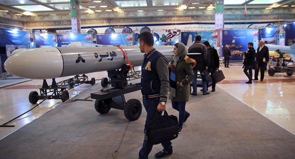 Israel está preocupado com novo míssil de cruzeiro iraniano