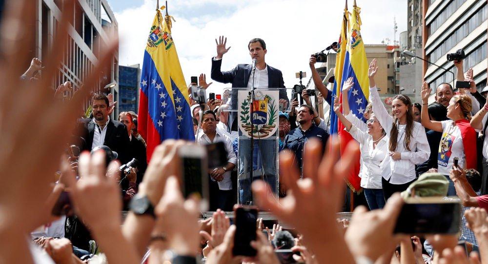 Claro que há um golpe de Estado na Venezuela, diz sociólogo alemão