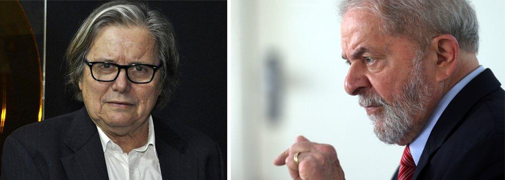 PML: Lula solto é um perigo para o atual governo