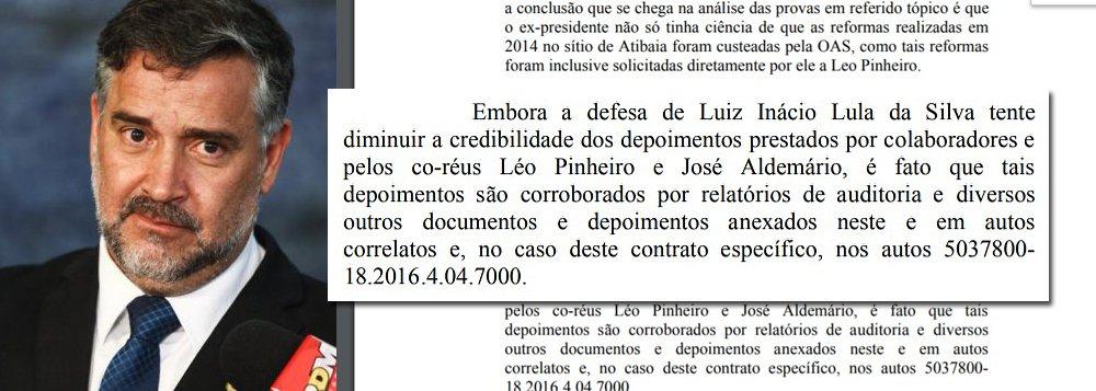 Pimenta: juíza assina sentença sem saber que José Adelmário e Léo Pinheiro são a mesma pessoa