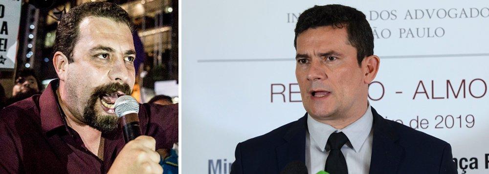 Boulos: pacote anticrime de Moro reforça 'esquadrões da morte'