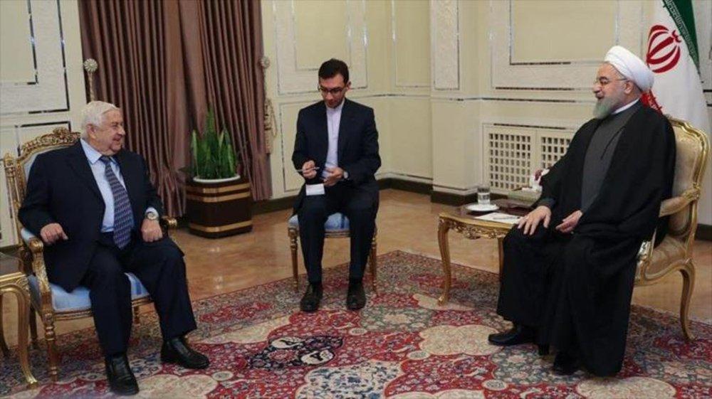 Irã diz que um dos seus principais objetivos é garantir a segurança da Síria