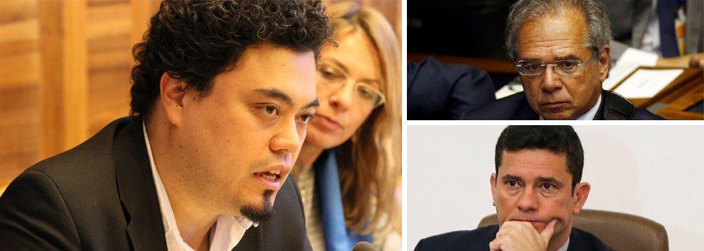 Sakamoto: Guedes e Moro tratam pobres como 'dano colateral'