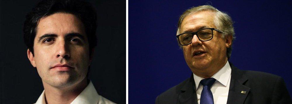 Mello Franco: por qué no te callas, Vélez?