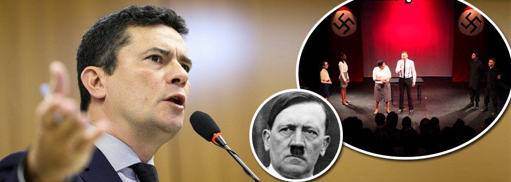 Terror e Miséria no IV Reich