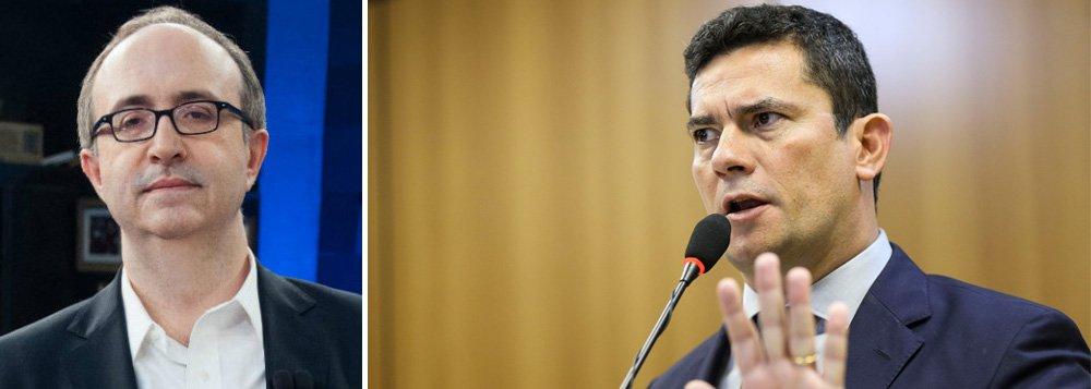Reinaldo: Moro diz que não propôs licença para matar, mas é um baita estímulo!