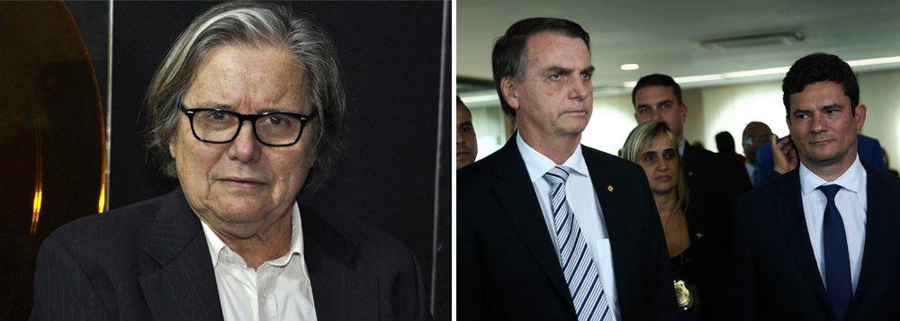 PML: Moro e Bolsonaro têm desprezo pela população