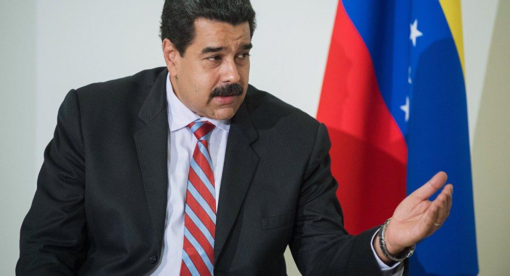 Maduro diz que comunicado do Grupo de Lima é ridículo