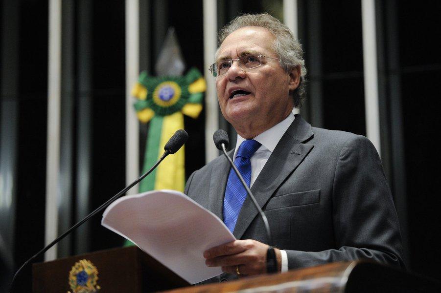 Renan Calheiros articula indicação na CCJ