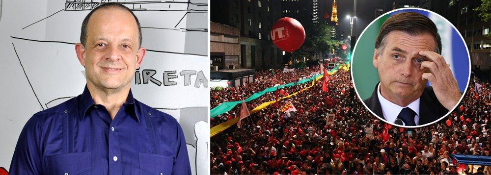 Altman: sem resistência popular, o governo Bolsonaro não cai