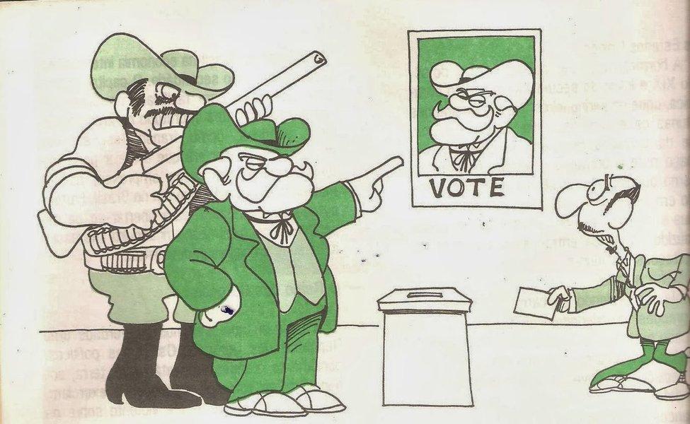 Governo Bolsonaro reativa o voto de cabresto