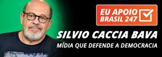 Silvio Caccia Bava apoia o 247: mídia que defende a democracia