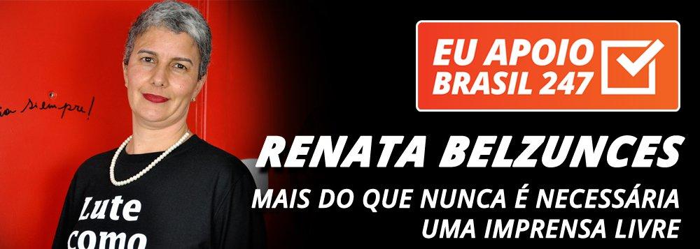 Renata Belzunces: mais do que nunca é necessária uma imprensa livre