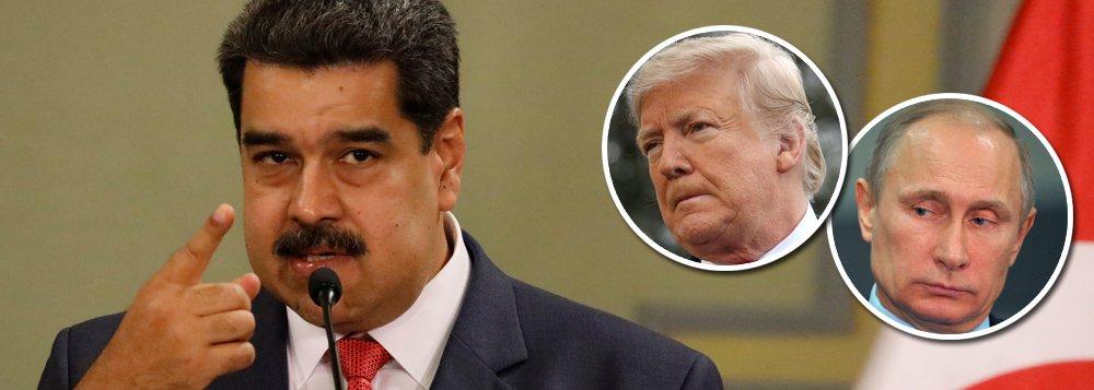 A Nova Guerra Fria e a Venezuela