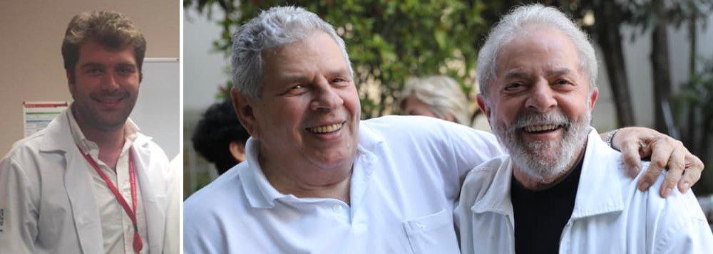 O relato do médico que atendeu Vavá e ficou indignado com o veto à ida de Lula ao velório