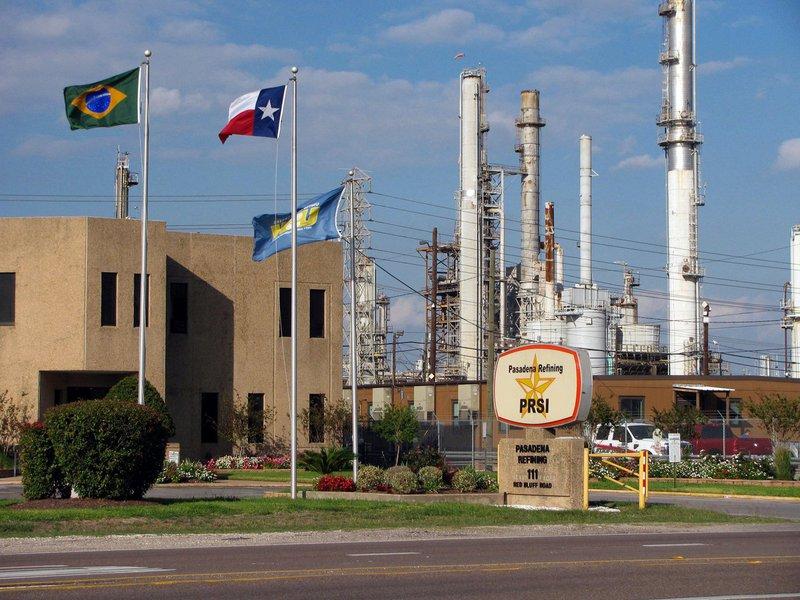 Petrobrás vende refinaria em Pasadena