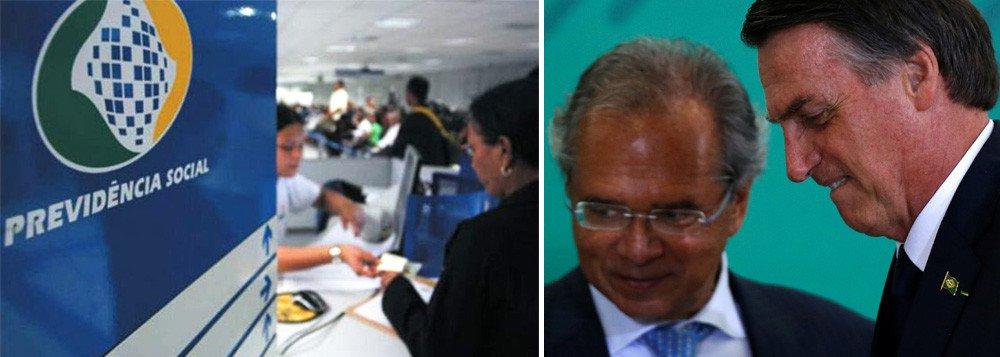 Militares entrarão na reforma da previdência, diz secretário subordinado a Guedes