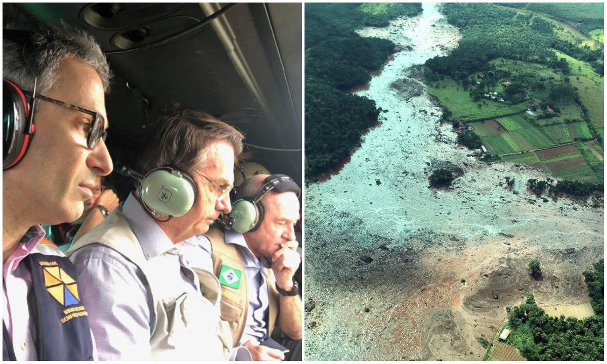 Fitch: desastre de Brumadinho deve gerar pressão sobre Vale e Bolsonaro