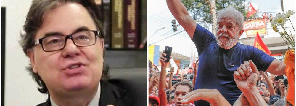 """Lenio Streck: """"Lula teve negado um direito que não se nega a ninguém há 2000 anos"""""""