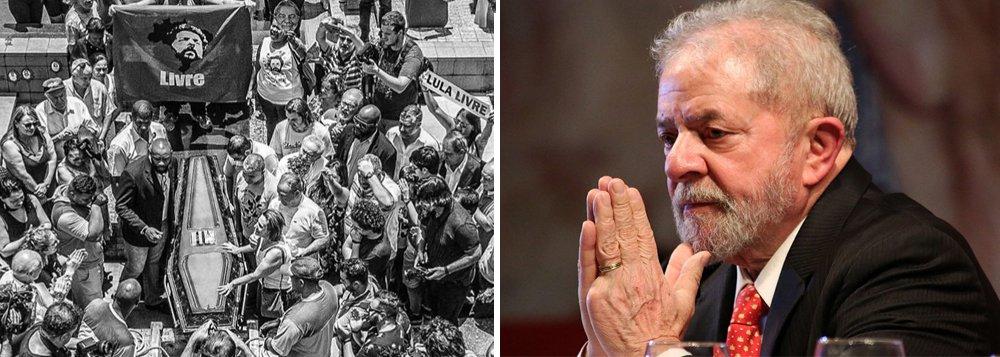 Lula: 'Não deixaram que me despedisse do Vavá por pura maldade'
