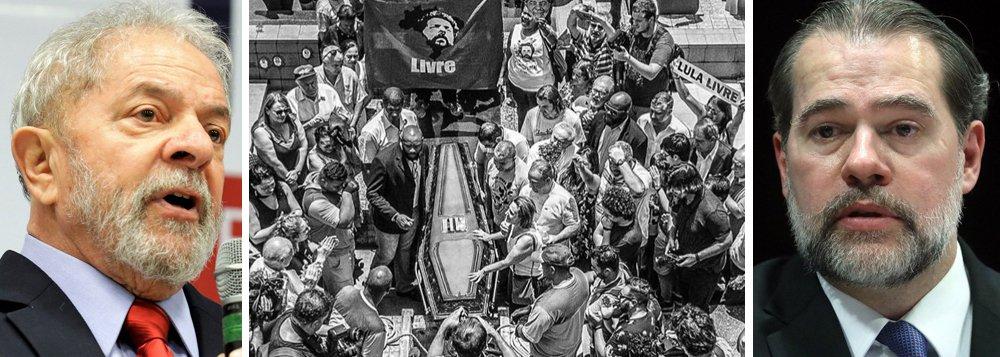 Lula decide não ir ao 'circo' armado por Moro e o Judiciário