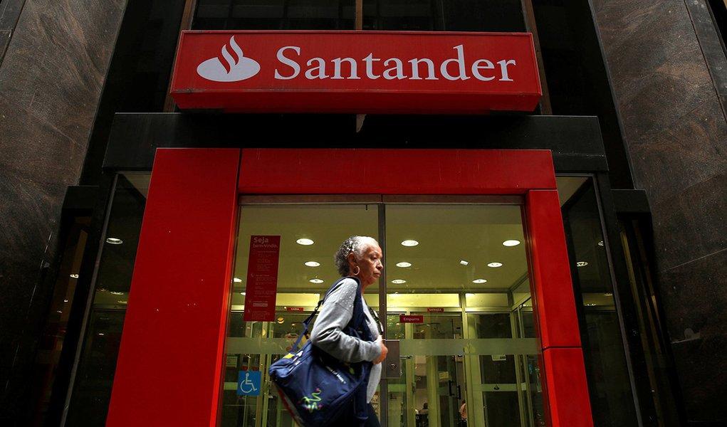 Lucro do Santander sobe 21,9% e vai a R$ 3,48 bilhões no 1º tri