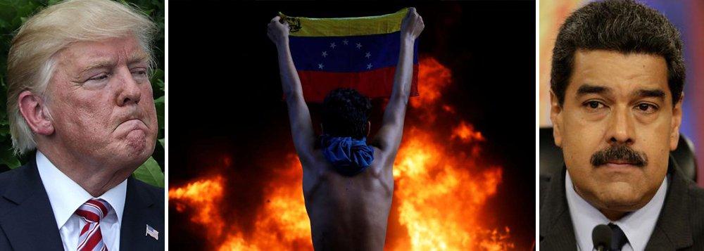 Terrorismo econômico, roubo e pirataria: armas dos EUA contra a Venezuela