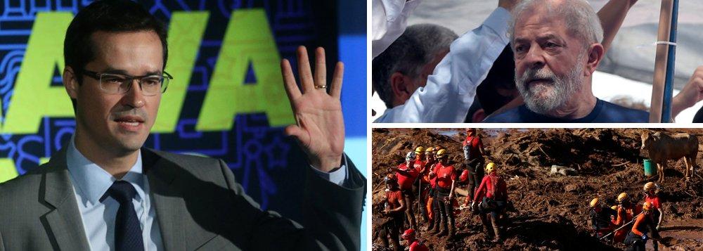 Deltan disse que conceder direito a Lula poderia afetar buscas em Brumadinho