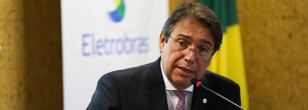 Presidente da Eletrobras defende privatização da companhia: necessidade