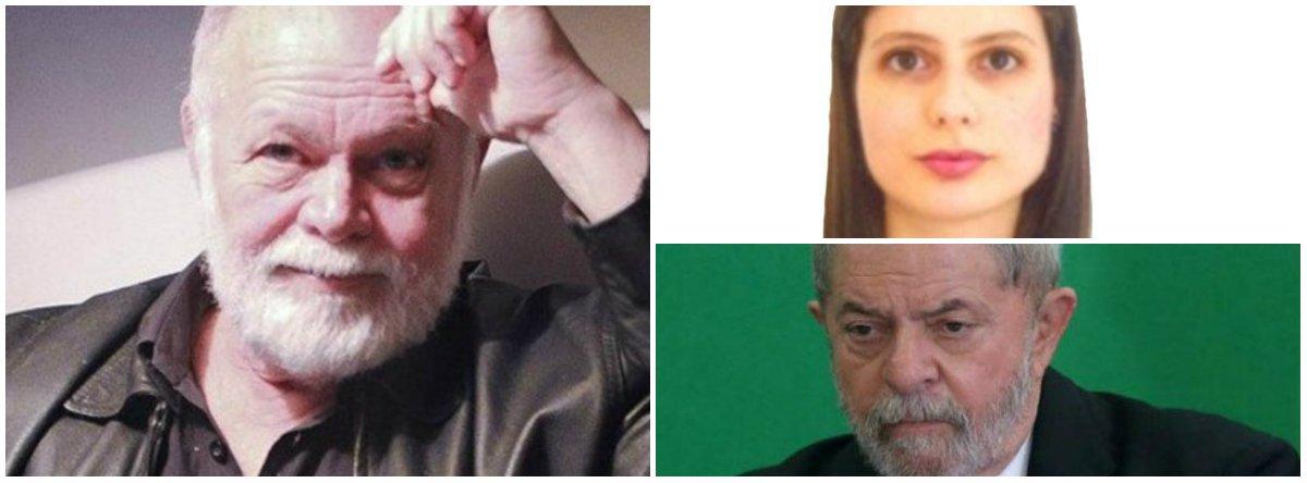 Morte de irmão de Lula vem quebrar a tranquilidade de Carolina Lebbos, diz jornalista