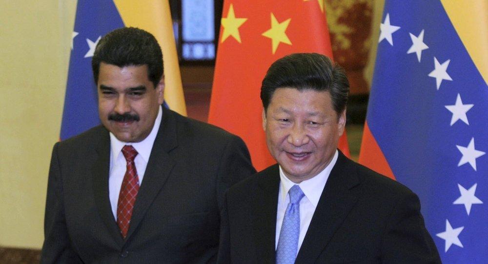 China diz que sanções dos EUA contra Venezuela vão agravar a situação