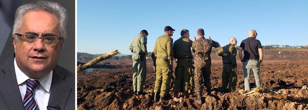 Nassif: subserviência de Bolsonaro menosprezou até a tecnologia militar
