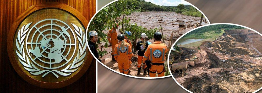ONU: 'desastre de Brumadinho deve ser investigado como crime'