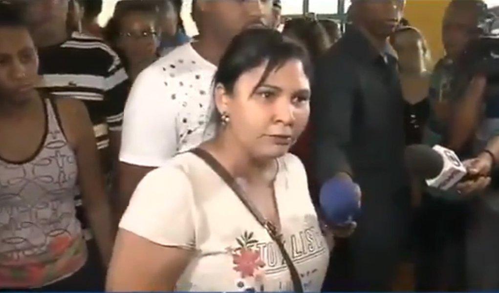 Esposa de desaparecido acusa Vale de omissão e irresponsabilidade