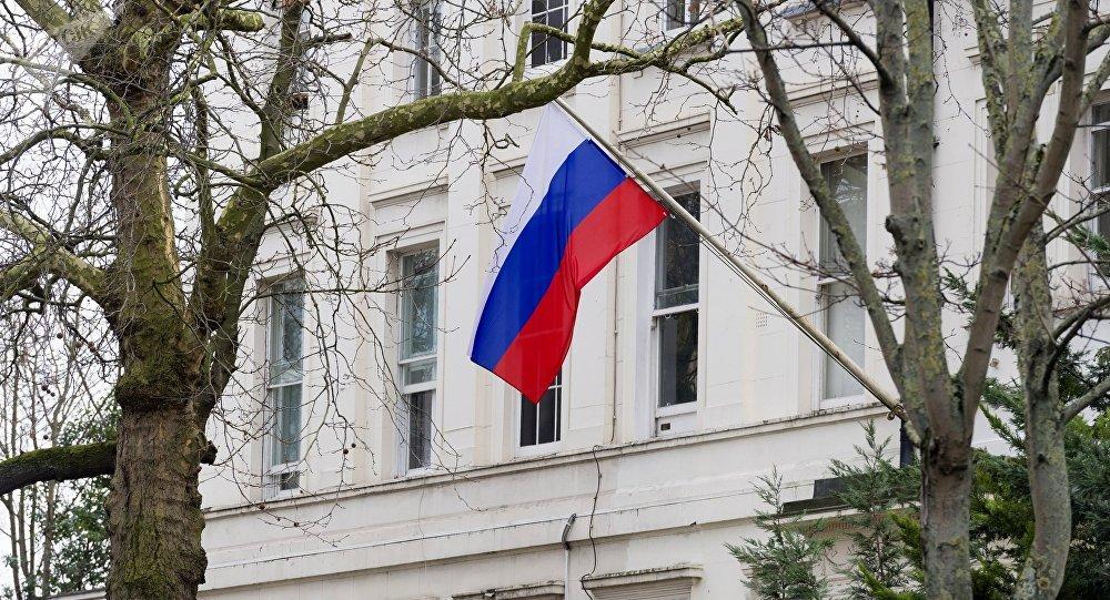 Reino Unido trata Venezuela com cinismo, diz embaixada russa