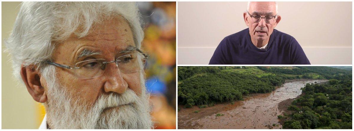 Boff critica presidente da Vale: cruel e sem piedade