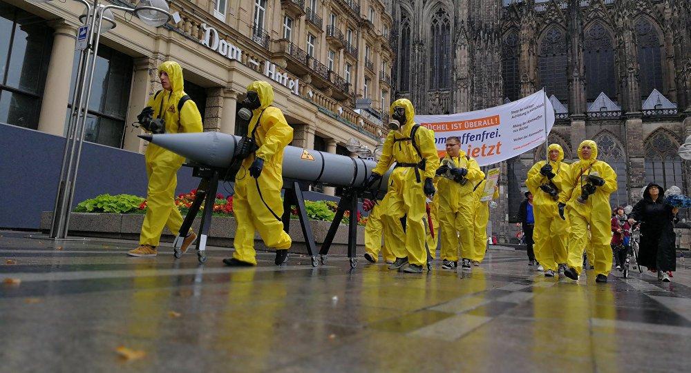 Cinco potências debaterão na China uso pacífico de energia nuclear