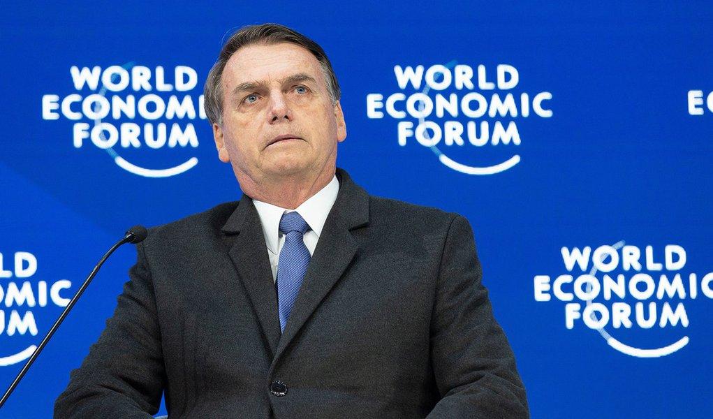 Helena Chagas: caso Coaf prejudica agenda brasileira em Davos